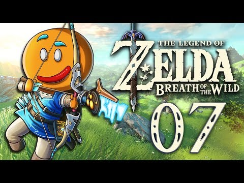 Let's Play Live #7 (2/2) Zelda Breath of the Wild EXPERT (Accès à Vah'Rudania)