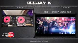 ♫ DJ K ♫ HipHop ♫ Jan 2014 ♫ Serato SL2 + Z2 Video Mix
