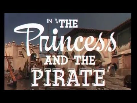 The Princess and The Pirate (1944) Trailer