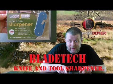 BLADETECH, KNIFE AND