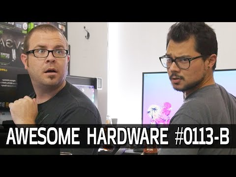 Awesome Hardware #113-B: Radeon RX Vega vs. GTX 1080! Oculus' $200 VR Headset, Aggro Mice FTW