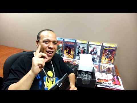 Image Comics 25th Anniversary Blind Box Unboxing -- Box 1 of 2