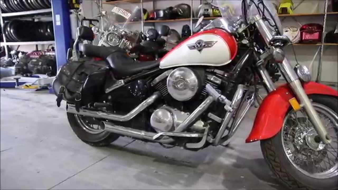 Kawasaki 1996 Vulcan 800 Classic Used Parts