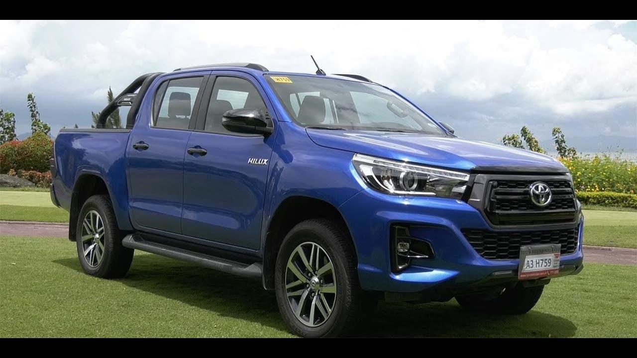 Car Review: Toyota Hilux Conquest 2.8L Diesel