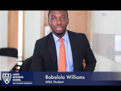 Babalola Williams of Lagos Business School speaks on Yale ILCC