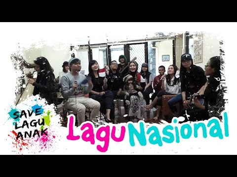 Lagu Nasional - SaveLaguAnak (Feat. Sisterhoodgigs)