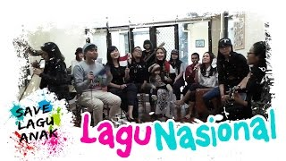 Video Lagu Nasional - SaveLaguAnak (Feat. Sisterhoodgigs) download MP3, 3GP, MP4, WEBM, AVI, FLV Desember 2017
