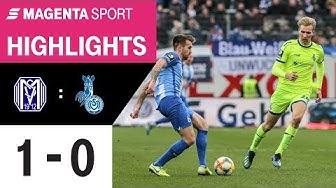 SV Meppen - MSV Duisburg | Spieltag 26, 19/20 | MAGENTA SPORT