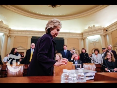Watch the Benghazi Hearing in 3 Minutes | The New York Times
