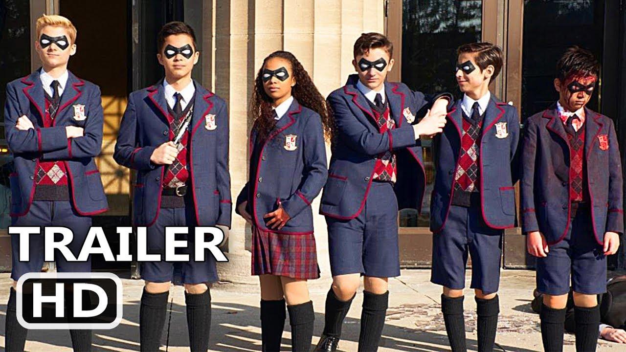 The Umbrella Academy Season 2 Announcement Trailer 2019