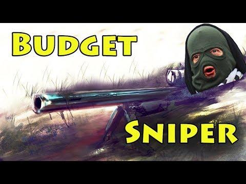 Budget Sniper - Escape From Tarkov