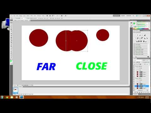 Creating 3D Stereoscopic Art in Photoshop