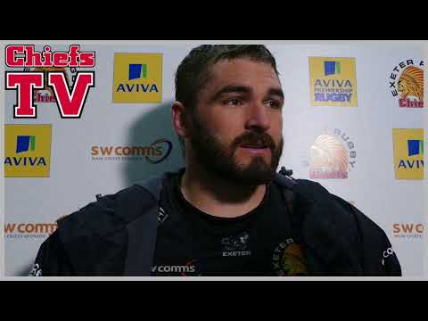 Chiefs TV - Don Armand post Worcester Warriors