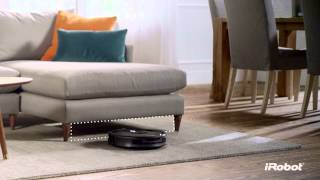 iRobot Roomba® 980- Overview