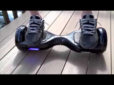 Skate Elétrico Hoverboard - YouTube a7e9b41f128