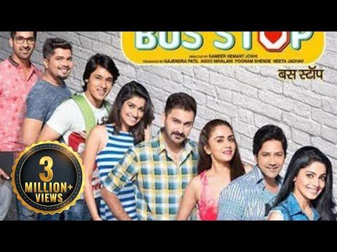 Download Bus Stop (2017) Movie - बस स्टॉप - Siddhart Chandekar - Amruta Khanvilkar - Pooja Sawant - Hemant