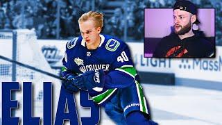 The SOCCER FAN Discovers ELIAS PETTERSSON + History Recap  || NHL REACTION