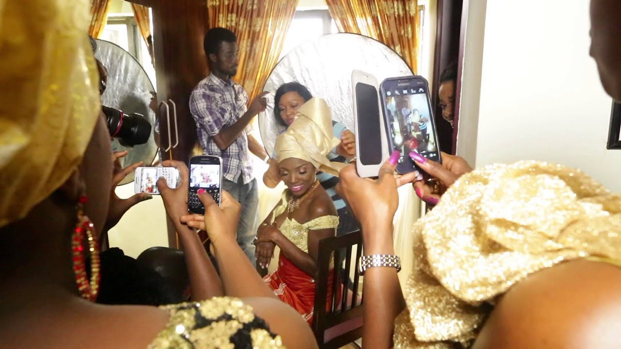 Download 2Face - Traditional Marriage [Teaser]