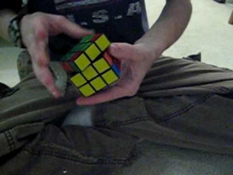Ben Rothman 33 second Rubik's Cube Solve