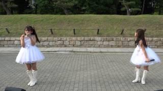 2017年6月18日 城天アイドルストリートVol.17 2:12あたりから mini rose...