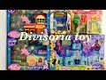 DIVISORIA TOY HAUL / UNBOXING DOLL HOUSE