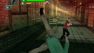 Прохождение игры The Matrix: Path of Neo - Уровень 8 - Урок обращения с оружием