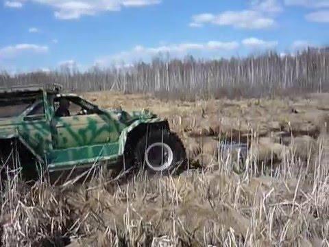 Купить шины низкого давления для вездеходов в Москве