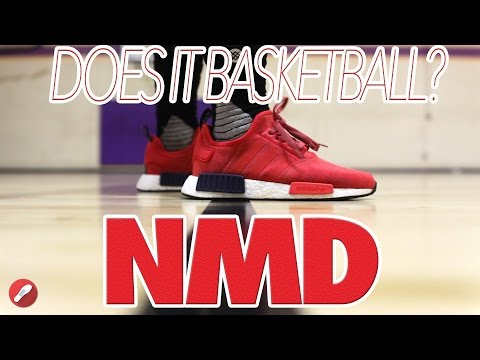 Does It Basketball? Adidas NMD!