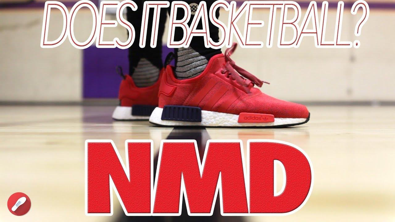 basket adidas nmd