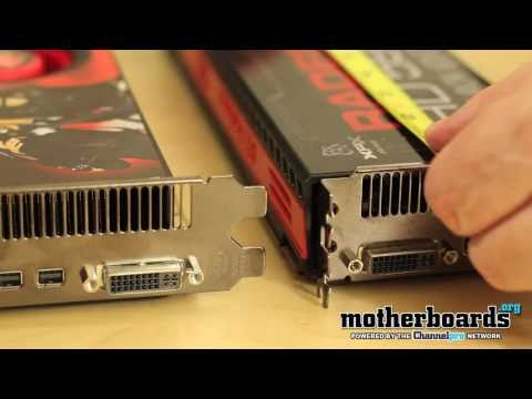 AMD RADEON HD 6990 vs 5970: First Look & Comparison (Sapphire & XFX)