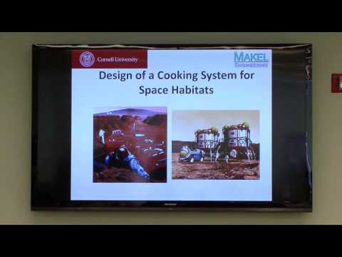 Inside Cornell: Simulated Mars Mission Experiments