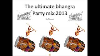 The ultimate Bhangra party mix 2013