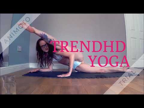 yoga workout stretches flexible moves good stretches