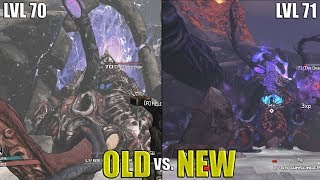 old and new final boss fight (destroyer) in borderlands/remaster [borderlands GOTY enhanced]