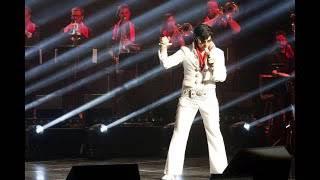 Best Elvis Audio, Elvis Presley cover Memories by BAGGIO