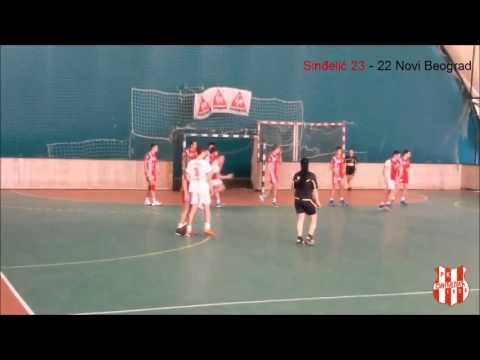 Sindjelic -  Novi Beograd  00'