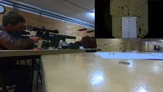 Отаман М2Р 5,5 БР 100 - 76 пострілів підряд без відривів для Олексія