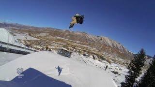 GoPro: Eric Willett & Sage Kotsenburg Snowboard Slope Course Preview — Winter X Games 2013 Aspen