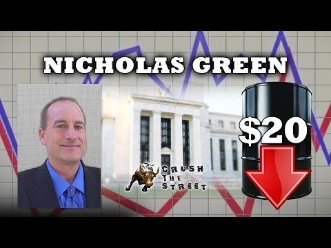 $20 Oil Would Destroy the Banks   Nicholas Green of FMT Advisory Interview