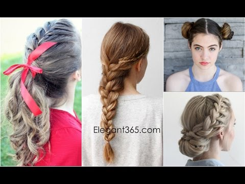 Top 12 Indian Summer Hairstyles Youtube