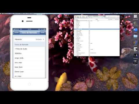 Ringtones Tonos para iPhone Descargar super pack de tonos