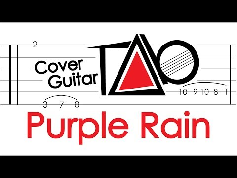 Purple Rain [Extended] - Backing Track + Lyrics + Chords