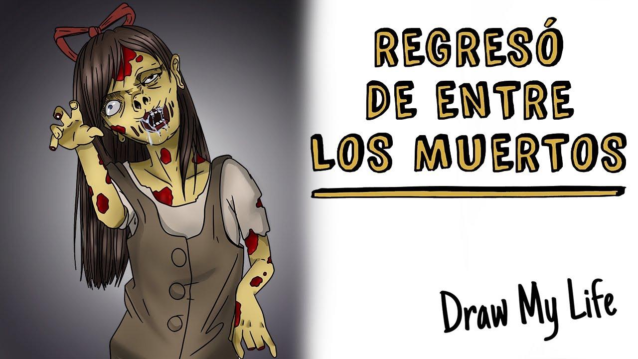 Regresó de entre los muertos ☠️ Draw My Life Terror