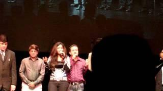 Shreya Ghoshal - Live in Singapore - Jana Gana Mana