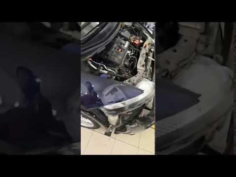 Honda Civic 5D эмоции о замене ламп поворотника (немного мата)