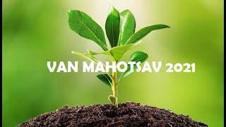 ST  MARY'S ENGLISH HIGH SCHOOL CELEBRATES VAN MAHOTSAV   2021