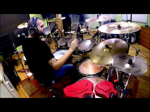 Dream Theater - Erotomania (Drum Cover by Thomas Halans)