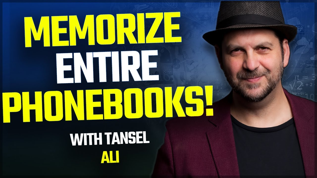 Download Remember Numbers Easily: Entire Phone Books & Anything Else   A Discussion With Tansel Ali