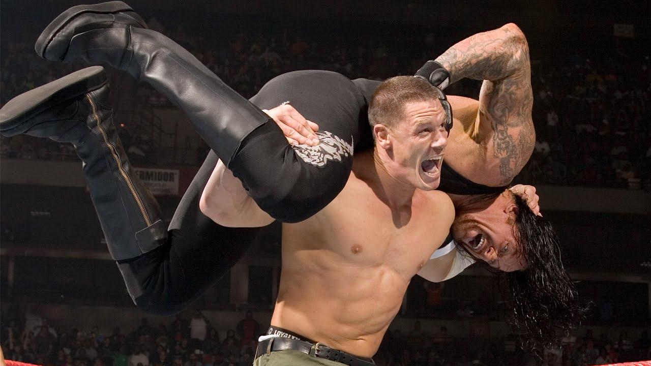 Download John Cena vs. The Undertaker: Raw, Oct. 9, 2006