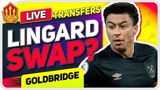LINGARD For RICE Transfer Swap? Man Utd News
